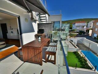 3 bedroom Apartment in Selce, Primorsko-Goranska Zupanija, Croatia : ref 5550312