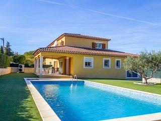 4 bedroom Villa in Les Platrieres, Provence-Alpes-Cote d'Azur, France : ref 5550