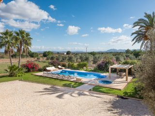 5 bedroom Villa in Porreres, Balearic Islands, Spain : ref 5550287