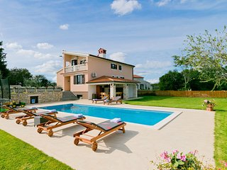 5 bedroom Villa in Barban, Istria, Croatia : ref 5550110