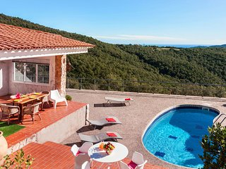4 bedroom Villa in Romanyà de la Selva, Catalonia, Spain : ref 5550104