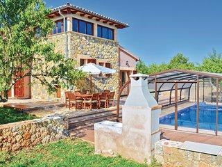 4 bedroom Villa in Santa Maria del Cami, Balearic Islands, Spain : ref 5550039