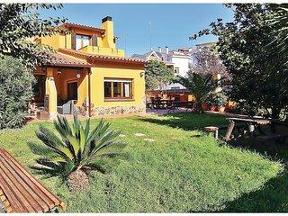 4 bedroom Villa in Ocata, Catalonia, Spain : ref 5550028