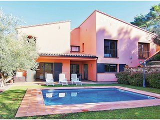 4 bedroom Villa in Pals, Catalonia, Spain : ref 5550011