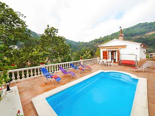 4 bedroom Villa in Lloret de Mar, Catalonia, Spain : ref 5549789