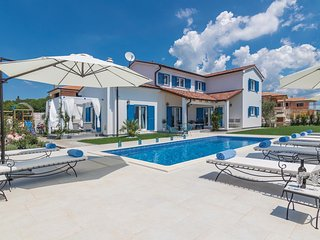 4 bedroom Villa in Frata, Istria, Croatia : ref 5549722