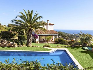4 bedroom Villa in Les Cabanyes, Catalonia, Spain : ref 5549683