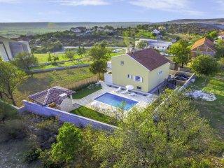 3 bedroom Villa in Donji Lepuri, Zadarska Zupanija, Croatia : ref 5549680