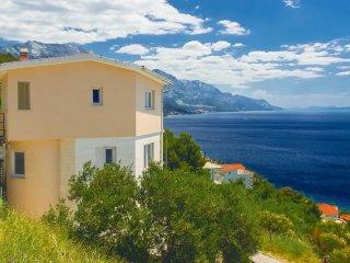4 bedroom Villa in Fistanici, Splitsko-Dalmatinska Zupanija, Croatia : ref 55495