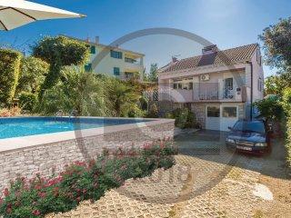 4 bedroom Villa in Malinska, Primorsko-Goranska Županija, Croatia : ref 5549561