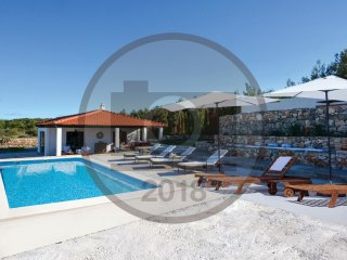 3 bedroom Villa in Pokrivenik, , Croatia : ref 5549478