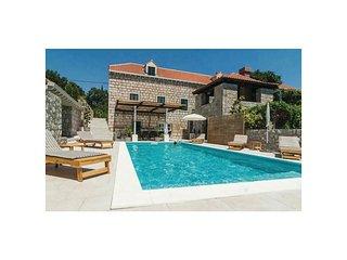 5 bedroom Villa in Rusici, Dubrovacko-Neretvanska Zupanija, Croatia : ref 554935