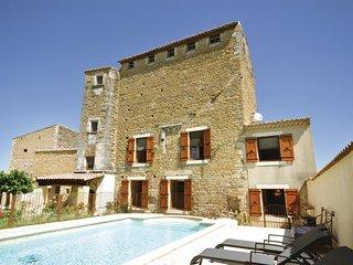 3 bedroom Villa in Bollene, Provence-Alpes-Cote d'Azur, France : ref 5549328