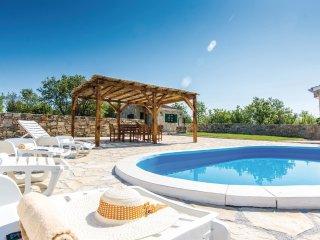 2 bedroom Villa in Vlašnović, Zadarska Županija, Croatia : ref 5549173