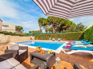 5 bedroom Villa in Les Bateries, Catalonia, Spain : ref 5549080