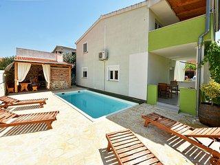 4 bedroom Villa in Zadar, Zadarska Županija, Croatia : ref 5549073