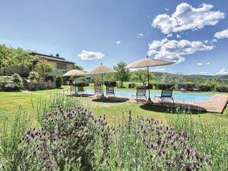 4 bedroom Villa in Luiano, Tuscany, Italy : ref 5548914