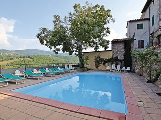 4 bedroom Apartment in Piegaro, Umbria, Italy : ref 5541110