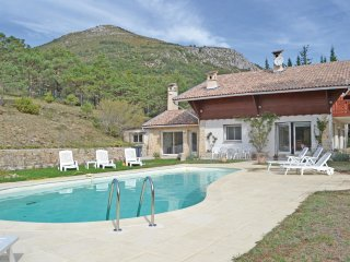 5 bedroom Villa in La Bastide-des-Jourdans, Provence-Alpes-Côte d'Azur, France :
