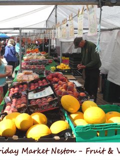 Neston Friday Market - Fruit and Veg