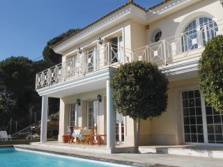 6 bedroom Villa in Cabrils, Catalonia, Spain : ref 5548085