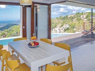 3 bedroom Villa in Galilea, Balearic Islands, Spain : ref 5547796