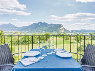4 bedroom Apartment in Cremignane, Lombardy, Italy : ref 5547766