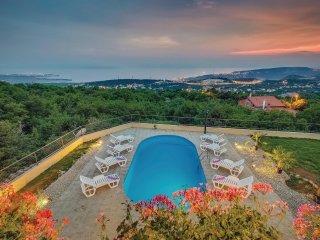 4 bedroom Villa in Hreljin, Primorsko-Goranska Županija, Croatia : ref 5547704