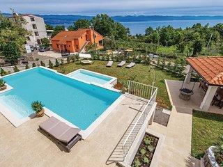 6 bedroom Villa in Dobrec, Primorsko-Goranska Zupanija, Croatia : ref 5547693