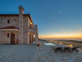 3 bedroom Villa in Volimes, Ionian Islands, Greece : ref 5547673