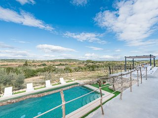 4 bedroom Villa in Maria de la Salut, Balearic Islands, Spain : ref 5547559