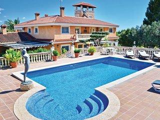 6 bedroom Villa in Pòrtol, Balearic Islands, Spain : ref 5547236