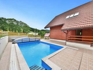 4 bedroom Villa in Begovo Razdolje, Primorsko-Goranska Zupanija, Croatia : ref 5