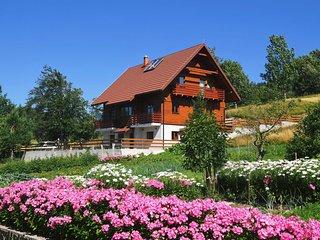 4 bedroom Villa in Begovo Razdolje, Primorsko-Goranska Županija, Croatia : ref