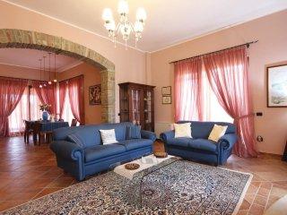 4 bedroom Villa in Laureana Cilento, Campania, Italy : ref 5547058