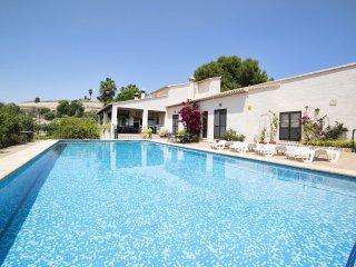 4 bedroom Villa in Serrallonga, Valencia, Spain : ref 5547044