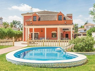 5 bedroom Villa in El Santiscal, Andalusia, Spain : ref 5546864