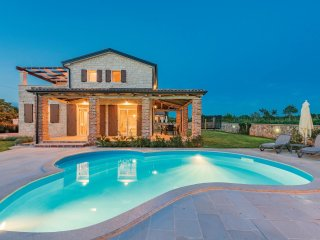 3 bedroom Villa in Stifanici, Istria, Croatia : ref 5546860