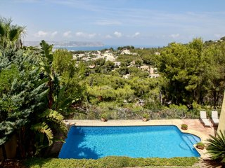 5 bedroom Villa in Xàbia, Valencia, Spain : ref 5546809
