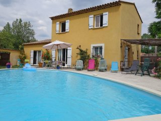 3 bedroom Villa in Les Logissons, Provence-Alpes-Côte d'Azur, France : ref 55466