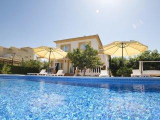 4 bedroom Villa in Calpe, Valencia, Spain : ref 5546650