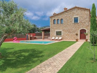 3 bedroom Villa in Vall-Llobrega, Catalonia, Spain : ref 5546465
