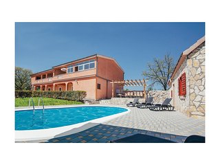 5 bedroom Villa in Galovac, Zadarska Zupanija, Croatia : ref 5546446