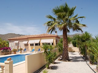 3 bedroom Villa in Hondon de las Nieves, Region of Valencia, Spain - 5546202