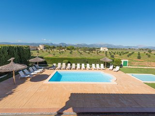 9 bedroom Villa in Sencelles, Balearic Islands, Spain : ref 5546188