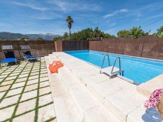 4 bedroom Villa in Inca, Balearic Islands, Spain : ref 5546054
