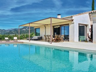 4 bedroom Villa in Caimari, Balearic Islands, Spain : ref 5545956