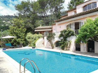 6 bedroom Villa in Le Tignet, Provence-Alpes-Côte d'Azur, France : ref 5545955