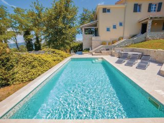 4 bedroom Villa in Brkač, Istria, Croatia : ref 5545875