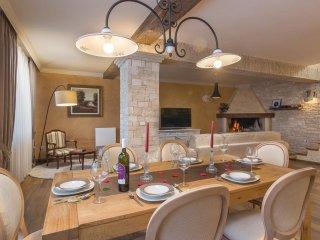 3 bedroom Villa in Dracevac, Istria, Croatia : ref 5545863